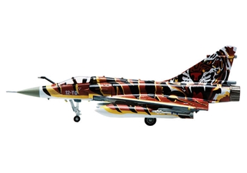 Mirage 2000C 12-YO Ec 1/12 Cabresis Tiger Meet 2005 (1:200), Hogan Wings Collectible Airliner Models Item Number HG7273
