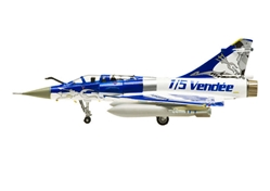 Mirage 2000C Vendee Dissolution (1:200), Hogan Wings Collectible Airliner Models Item Number HG7471