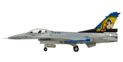 "F-16A Falcon Royal Netherlands AF 323rd Sqd ""Dirty Diana"" 50th Anniversary (1:200), Hogan Wings Collectible Airliner Models Item Number HG7549"