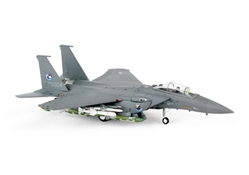 Korean Air Force F-15K ROK 11TH FW 122ND FS (1:200), Hogan Wings Collectible Airliner Models Item Number HG7914