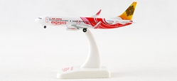Air India Express 737-800 (1:500), Hogan Wings Collectible Airliner Models Item Number HG8027