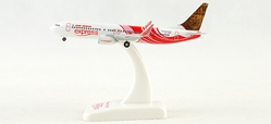 Air India Express 737-800 -VT-AXF (1:500), Hogan Wings Collectible Airliner Models Item Number HG8065