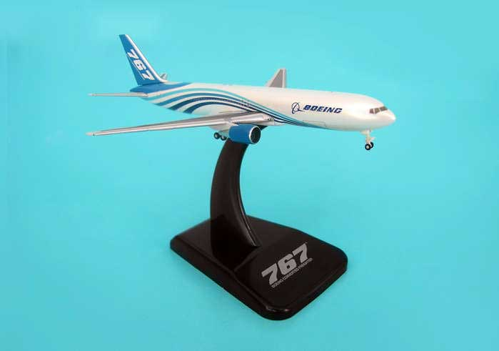 Boeing House 767-300BCF (1:500), Hogan Wings Collectible Airliner Models Item Number HG8348
