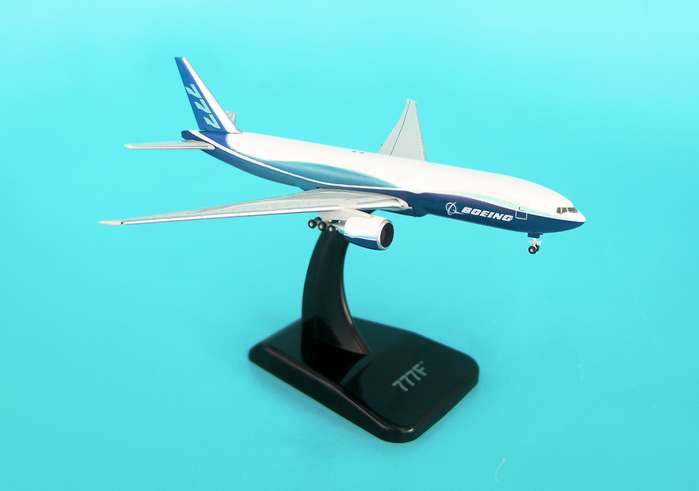 Boeing 777F (1:500), Hogan Wings Collectible Airliner Models Item Number HG8393