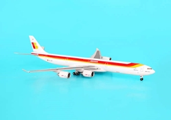 Iberia A340-600 With Gear No Stand (1:400), Hogan Wings Collectible Airliner Models Item Number HG9505