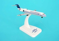 Mandarin F-100 With Stand REG#B-12291 (1:500), Hogan Wings Collectible Airliner Models Item Number HG9611