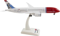 "Norwegian 787-8 ""Sonja Henie"" EI-LNA (1:200), Hogan Wings Collectible Airliner Models Item Number HGAN01"