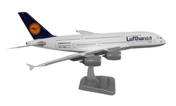 Lufthansa A380-800 (1:200) Johannesburg REG#D-AIMe No Gear, Hogan Wings Collectible Airliner Models Item Number HGLH09