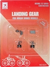 Landing Gear for Hogan B737-600/700/800 (1:200)
