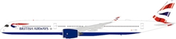 British Airways Airbus A350-1041 G-XWBD (1:200)
