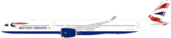 British Airways Airbus A350-1041 G-XWBH (1:200)
