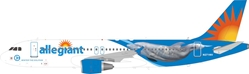 Allegiant Air Airbus A320-200 N271NV (1:200) by InFlight 200 Scale Diecast Airliners Item Number: B-320-G4-01