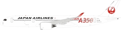 Japan Airlines Airbus A350-900 JA01XJ (1:200) by InFlight 200 Scale Diecast Airliners Item Number: B-350-JA-01