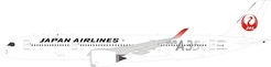"Japan Airlines Airbus A350-900 JA02XJ ""Silver"" With Stand (1:200) by InFlight 200 Scale Diecast Airliners"