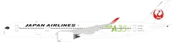 "Japan Airlines Airbus A350-900 JA03XJ ""Green"" With Stand (1:200) by InFlight 200 Scale Diecast Airliners"