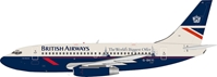 British Airways Boeing 737-200 G-BKYI ''The World's Biggest Offer'' (1:200)