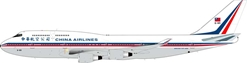 China Airlines Boeing 747-400 B-165 (1:200), InFlight 200 Scale Diecast Airliners Item Number B-747-CI001
