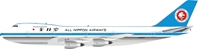 ANA All Nippon Airways Boeing 747SR-81 JA8157 Polished (1:200) - Preorder item, order now for future delivery, InFlight 200 Scale Diecast Airliners Item Number B-747SR-ANA-01P