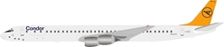 Condor McDonnell Douglas DC-8-73 D-ADUC (1:200) - Preorder item, order now for future delivery, InFlight 200 Scale Diecast Airliners Item Number B-DC8731017B