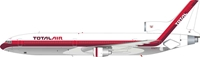 Total Air Lockheed L-1011 N702TT (1:200), InFlight 200 Scale Diecast Airliners Item Number IF10110417B