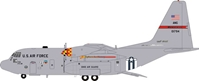 "US Air Force Lockheed C-130 90-1794 ""Fighters for Victory"" Mansfield Ohio Air National Guard (1:200), InFlight 200 Scale Diecast Airliners Item Number IF130OHANG001"