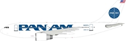 Pan Am Airbus A310-222 N805PA (1:200) - New Mould - Preorder item, order now for future delivery, InFlight 200 Scale Diecast Airliners, Item Number IF3100518
