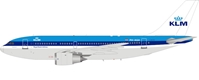 KLM - Royal Dutch Airlines Airbus A310-203 PH-AGA With Stand (1:200)