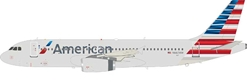 American Airlines Airbus A320-232 N667AW With Stand     (1:200)