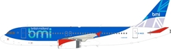 BMI British Midland Airbus A320-200 G-MIDS (1:200) by InFlight 200 Scale Diecast Airliners Item Number IF320BM0419