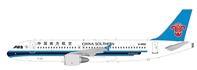 China Southern Airlines Airbus A320-200 B-9930 (1:200), InFlight 200 Scale Diecast Airliners Item Number IF320CZ01