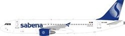 Sabena Airbus A320-200 OO-SNE (1:200), InFlight 200 Scale Diecast Airliners Item Number IF320SN001