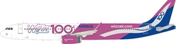 "Wizz Air Airbus A321-200 HA-LTD ""100th Airbus"" (1:200) by InFlight 200 Scale Diecast Airliners"