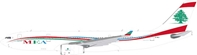MEA A330-200 OD-MEA with stand          LTD quantity 36 models (1:200)