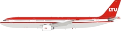 LTU Airbus A330-300 D-AERQ With Stand (1:200) by InFlight 200 Scale Diecast Airliners