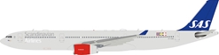Scandinavian Airlines SAS Airbus A330-343 OY-KBN (1:200) 120 MODELS - Preorder item, order now for future delivery, InFlight 200 Scale Diecast Airliners, Item Number IF333SK0219