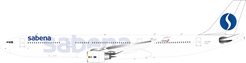 Sabena Airbus A330-300 OO-SFM (1:200) by InFlight 200 Scale Diecast Airliners Item Number IF333SN0719