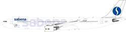 Sabena Airbus A330-301 OO-SFO With Stand (1:200) Limited 27 models By Inflight Models