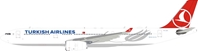Turkish Airlines Airbus A330-300 TC-LOC (1:200)  - Preorder item, order now for future delivery, InFlight 200 Scale Diecast Airliners, Item Number IF333TK0119