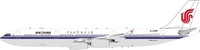 Air China Airbus A340-300 B-2390 (1:200), InFlight 200 Scale Diecast Airliners Item Number IF343CA001