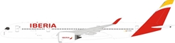 Iberia Airbus A350-900 EC-MYX With Stand LTD quantity 60 models (1:200) by InFlight 200 Scale Diecast Airliners SKU IF350IB002