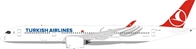 Turkish Airlines Airbus A350-941 TC-LGB stand included (1:200)