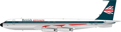 British Airtours 707-436 G-APFO (1:200), InFlight 200 Scale Diecast Airliners Item Number IF7070514PBA