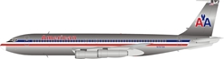American Airlines Boeing 707-100 N7573A (1:200) - Preorder item, order now for future delivery, InFlight 200 Scale Diecast Airliners, IF70710318P