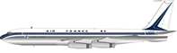 Air France Boeing 707-328 F-BHSB Polished  Limited to 96 Models  (1:200)