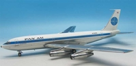 "Pan Am Boeing 720-023B ""Jet Clipper Balboa"" N785PA polished (1:200) - limited restock arriving soon by InFlight 200 Scale Diecast Airliners Item Number: IF7200816P"