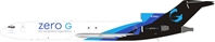 Zero-G Boeing 727-200 N794AJ (1:200) - Preorder item, order now for future delivery, InFlight 200 Scale Diecast Airliners Item Number IF7220G01