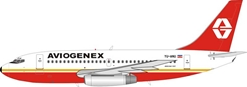 Aviogenex Boeing 737-200 YU-ANU (1:200), InFlight 200 Scale Diecast Airliners Item Number IF7320916