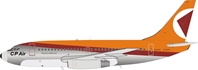 CP Air Boeing 737-200 C-GCPZ polished (1:200) by InFlight 200 Scale Diecast Airliners Item Number: IF732CP0619P