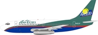 Eastern Hocky Stick DC-8-63 -N8760 (1:200), InFlight 200 Scale Diecast Airliners Item Number IF863013