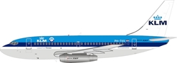 KLM Boeing 737-200 PH-TVX With Stand  (1:200)